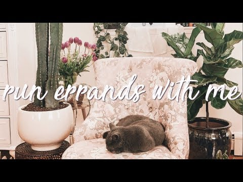 Run Errands with Me! | Broke my iPhone 8 Plus | Accidentally Adulting