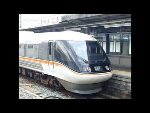 駅撮りまとめ383系走行集  Central Japan Railway Company    Series 383