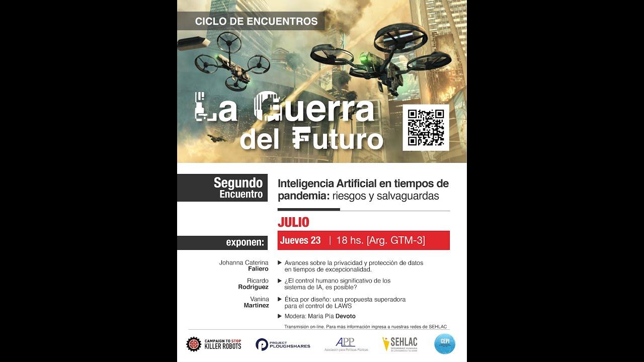Inteligencia Artificial en tiempos de pandemia: riesgos y salvaguardas