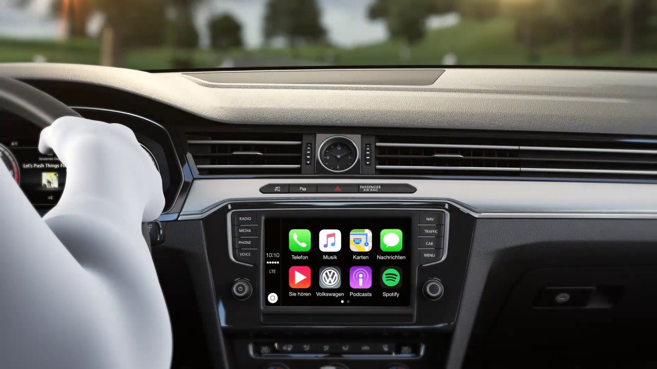 Volkswagen Technology - App-Connect