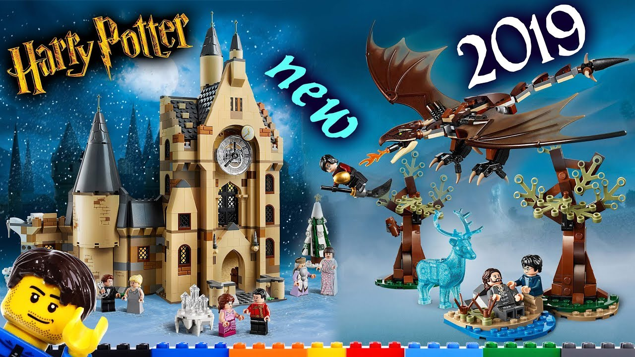 Sets Revealed Harry Potter New Lego qUMVzpS