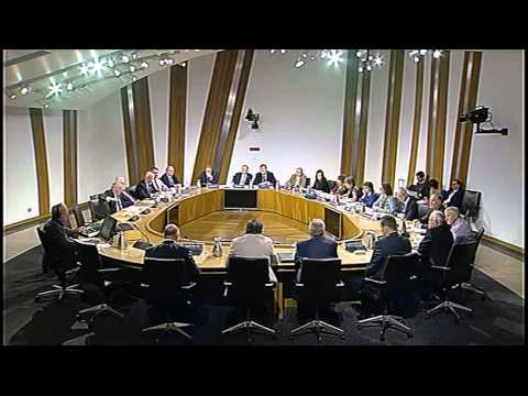 Rural Affairs, Climate Change and Environment Committee - Scottish Parliament: 23rd September 2015