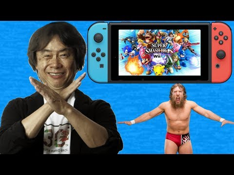 No Smash Bros 4 For the Nintendo Switch! - 6 Reasons Why!
