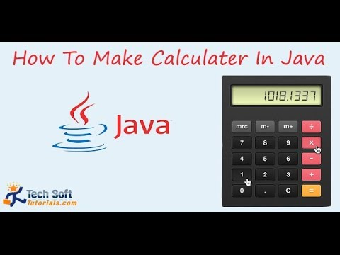 How to Create Calculator in Java NetBeans #2