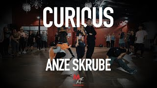 Hayley Kiyoko- Curious | Choreography by Anze Skrube ft. Hayley Kiyoko