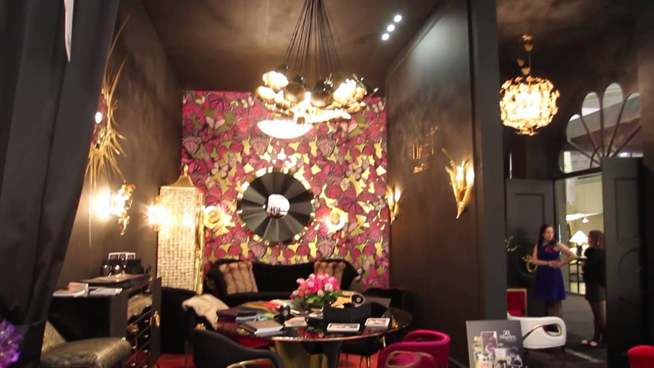 Koket live from maison objet paris 2015 youtube for Objets deco design maison
