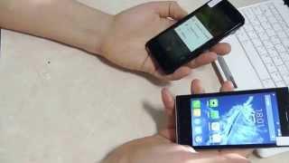 android 5.0 lollipop VS android 4.4.4 kitkat на примере двух примерно равных смарфонов.