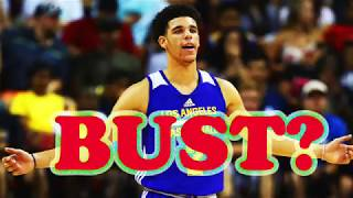 Is Lonzo Ball a BUST? SECRETS NBA teams figured out REVEALED!!!