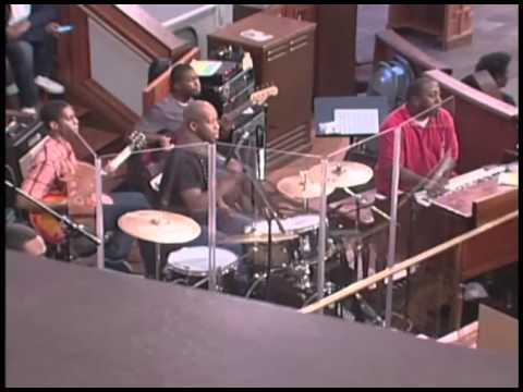 Trey McLaughlin & Sounds of Zamar @ Historic Ebenezer Baptist Church