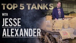 The Great War | Top 5 Tanks | The Tank Museum