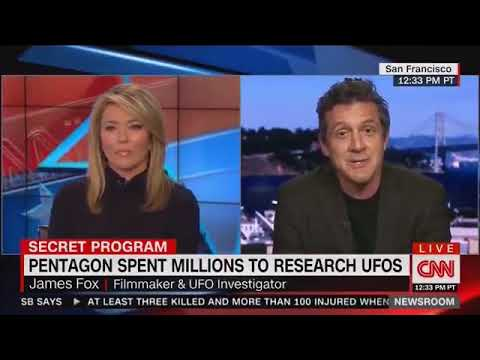 20171219   with James Fox on the Pentagon UFO Study