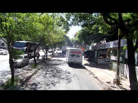 TERMINAL DE BUSES ASUNCION PARAGUAY