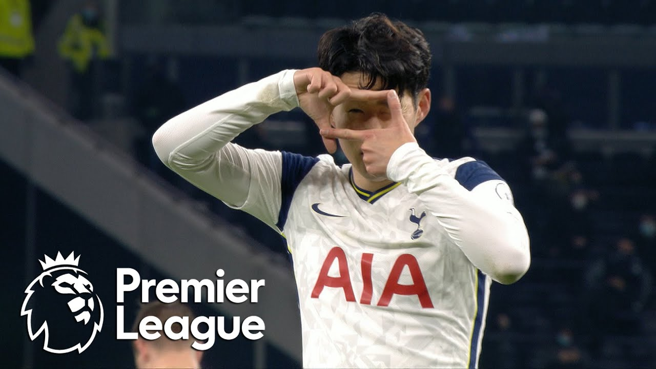 Download Heung-min Son stunner gets Tottenham in front of Arsenal | Premier League | NBC Sports