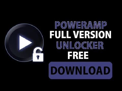 How To Download Poweramp Full Version Unlocker Free By Mr.Somebody.