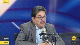 Enrique Cornejo responde sobre dinero encontrado a ex funcionario del gobierno de Alan García│RPP