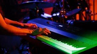Машина Времени - Пока горит свеча (Piano & Drums cover) Duo ILLUMInNATION, Live