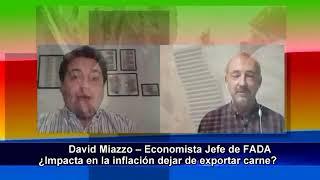 FADA en Cadena de Valor - David Miazzo sobre exportaciones carne