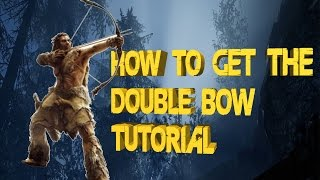 FAR CRY PRIMAL, BEST GUIDE ON HOW TO GET THE DOUBLE BOW