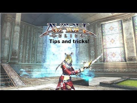 Avabel Online - Tips And Tricks For Rogue