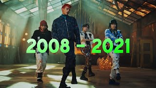 SHINee MV Evolution (2008-2021)