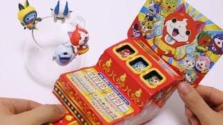 Yo-Kai Watch Slot Machine Paper Craft ~ 妖怪ウォッチ ニャンだらけスロットゲーム