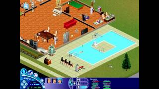 Sims 1 Deluxe - funny thing to do
