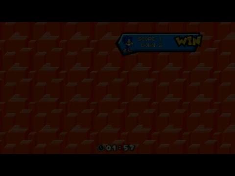 4/28 Sonic Gather Battle challenge mode!!