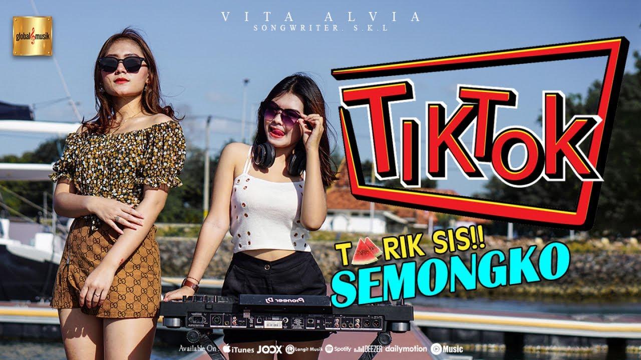 Tarik Sis Semongko Tik Tok Vita Alvia Official Music Video Youtube