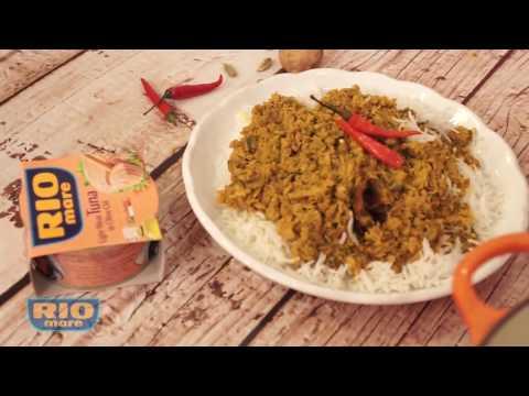 Arabian Spiced Tuna