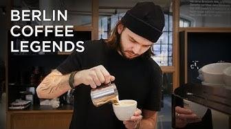 Berlin Coffee Legends & Their New Cafes | European Coffee Trip