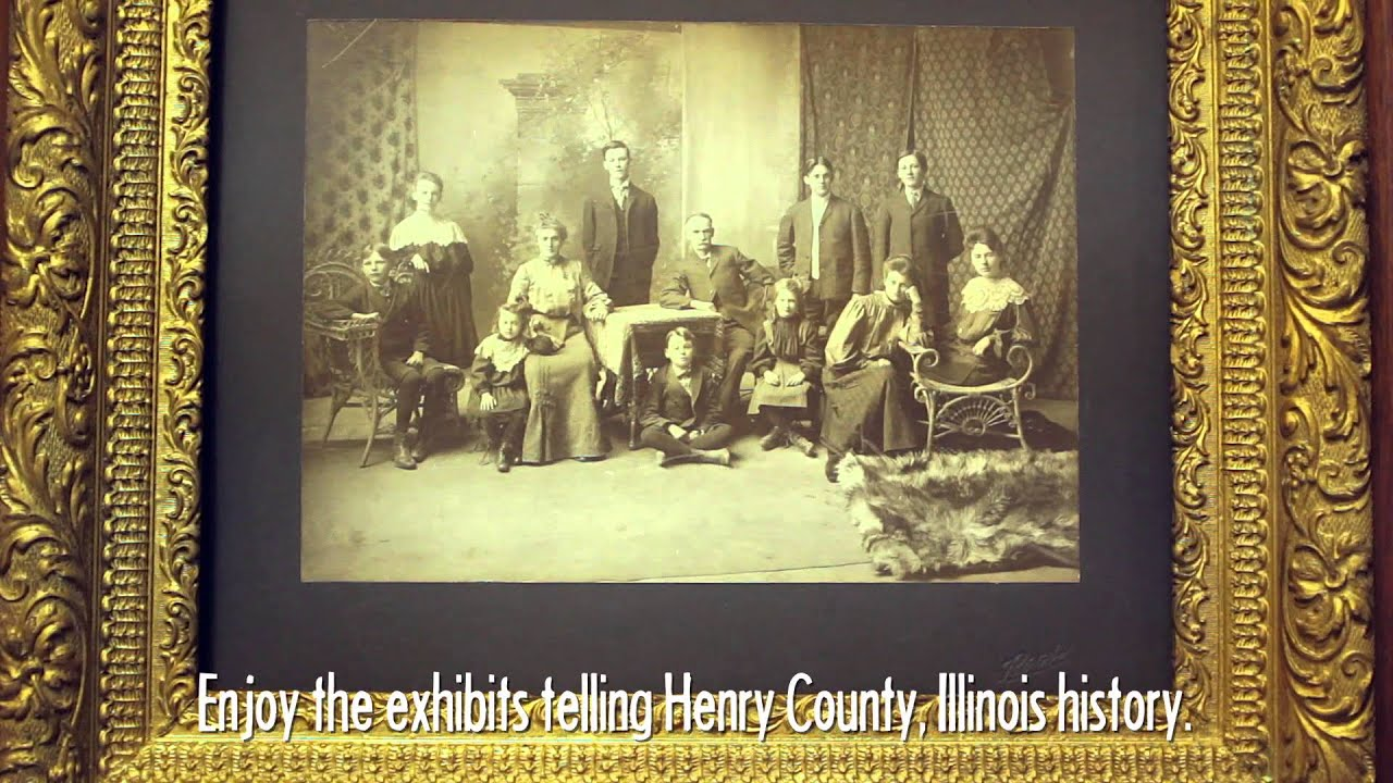 Illinois henry county andover - Henry County Historical Museum