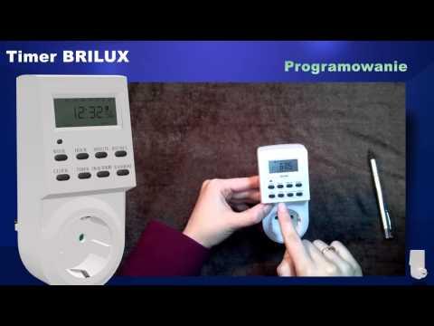 Film instruktażowy - programator czasowy