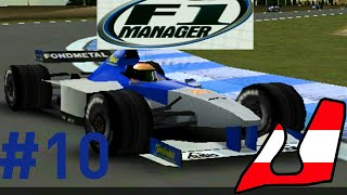 F1 Manager: Minardi Manager Career - Part 10 - Austria
