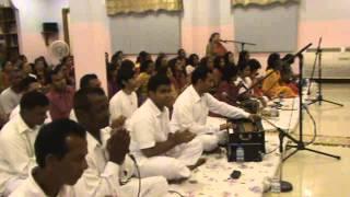Amey Deshpandey sings Sri Ram Charanam