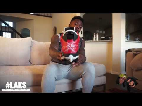 Shoe Talk With Greg Grovey: Marquise Goodwin top 5 kicks
