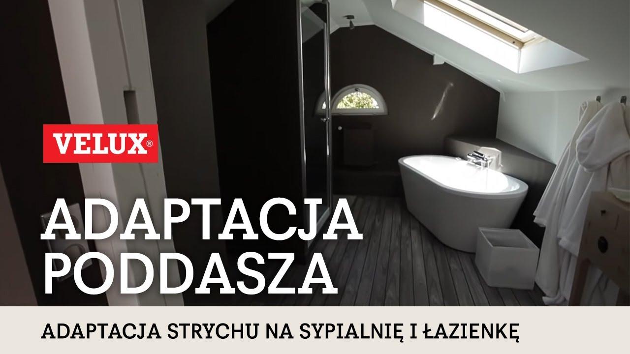 Adaptacja Strychu Na Sypialnię I łazienkę