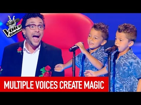 The Voice Global | MAGICAL VOICES in The Blind Auditions