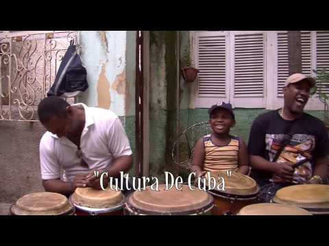 "Rumba Kid - Kid is playing percussion -  ""El Solar de los 6"" - Afro Cuban Culture"