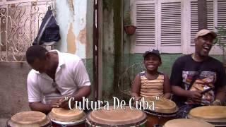 rumba kid kid is playing percussion el solar de los 6 afro cuban culture