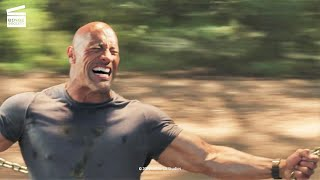 Fast and Furious: Hobbs and Shaw: Helicopter vs. trucks HD CLIP