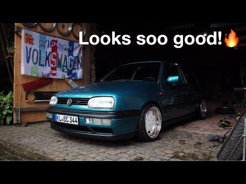 I Drove The Golf ALL DAY!! ( Zauber Test Fit Again )
