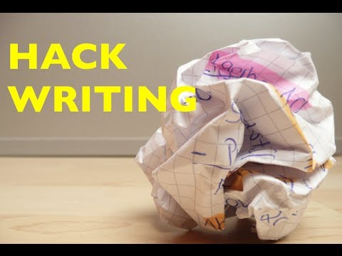 How to HACK academic writing