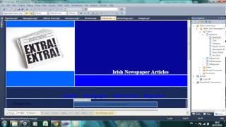 Aspx website overview