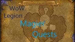 iZocke WoW: Legion Klassenquests Magier #073 - Die Waffe eines Helden