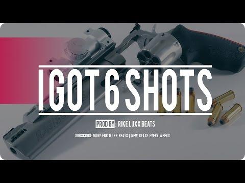 DARK TRAP BEAT 2016 | I GOT 6 SHOTS | PROD BY RIKELUXXBEATS