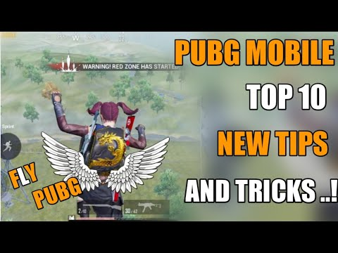 Pubg Mobile New Secret Top 10 Tips And Tricks Hindi !! Pubg Mobile New Tips And Tricks