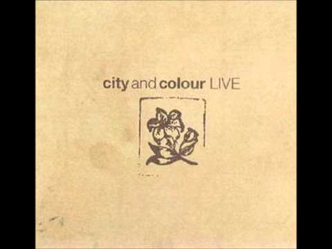 Day Old Hate - City And Colour