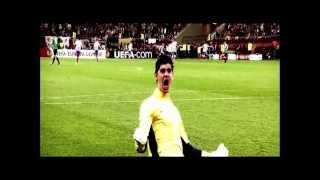 Atlético Madrid vs Athletic Bilbao 3-0 Gol de Falcao -  UEFA Final  - Final Europa League