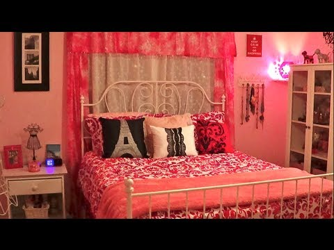 My New Room Room Tour Youtube