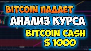 БИТКОИН ПРОГНОЗ 🔥BITCOIN GOLD ЗАПУСК 12 НОЯБРЯ🔥BITCOIN CASH $1000 И SEGWIT2X🔥
